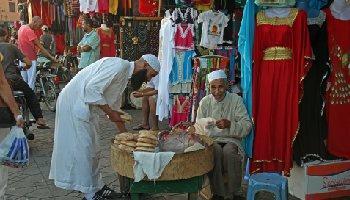 Tour für 4 Tage/3 Nächte von Marrakech nach Fes im 4x4-Geländewagen, Wüstenerlebnis und Sahara-Nomaden