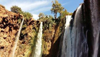 2 days-trip from Marrakech to Ouzoud Waterfalls